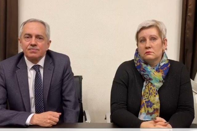 Андрей Степанов и Елена Кравцова посетили квартиру, где объявлена голодовка