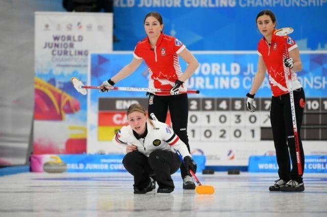Начало игры было успешным для российских спортсменок.