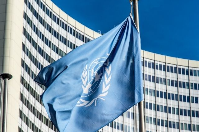 В ООН осудили беспорядки на Украине из-за размещенных на карантин граждан