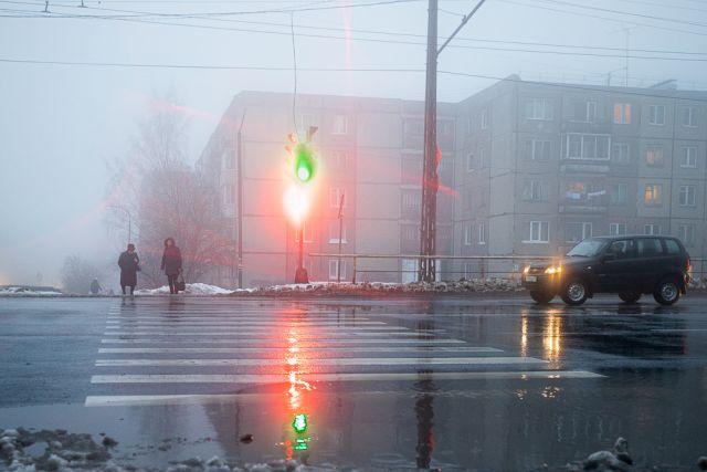 МЧС: в Оренбуржье 23 февраля ухудшится видимость.