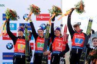 Украинские биатлонистки завоевали первую медаль на Чемпионате мира в Италии