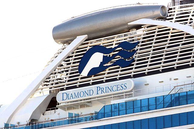 СМИ: умер еще один пассажир Diamond Princess, заболевший коронавирусом