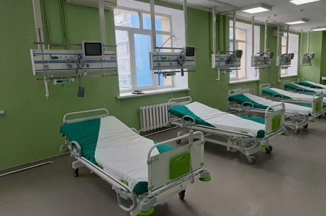 В ОКБ №2 открыли палату интенсивной терапии для тюменцев с инсультом