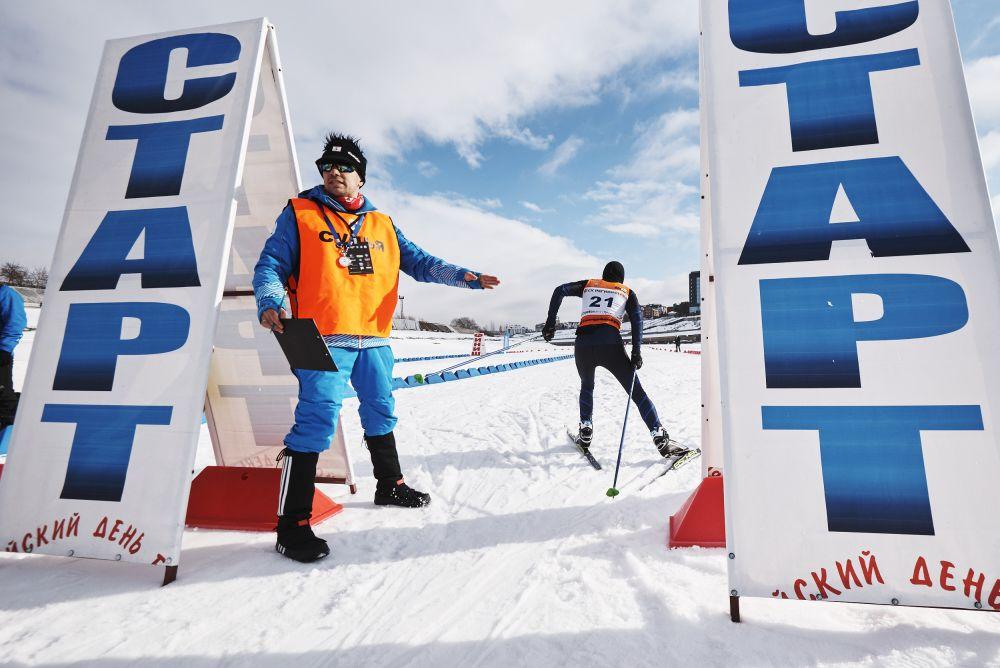 «Битва на Туре», 2020, Лыжные гонки | Фотогалерея.