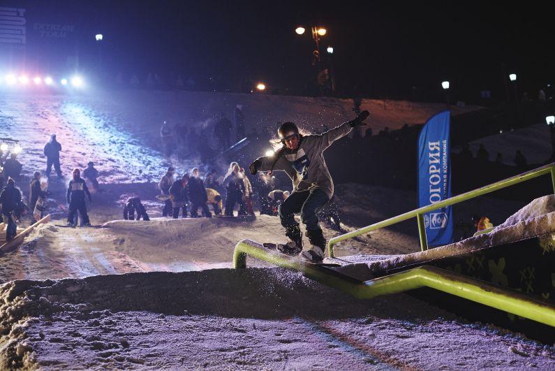 «Битва на Туре», 2020, Сноуборд - джиббинг | Фотогалерея.