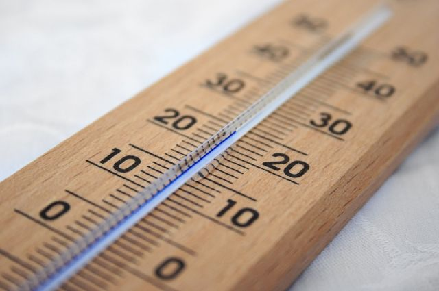 Столбик термометров поднялся до отметки +5,2 градуса.