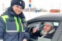 В Салехарде водителей призвали к безопасному вождению на загородных дорогах