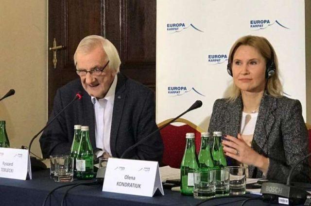 Заседание Парламентской ассамблеи Украины и Польши пройдет в конце марта