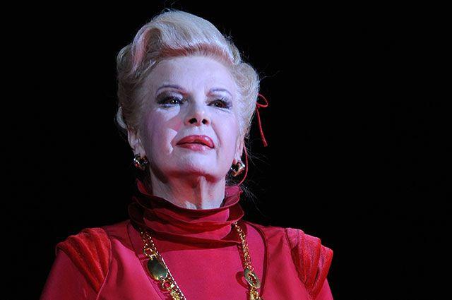 Валентина Шарыкина, 2009 г.