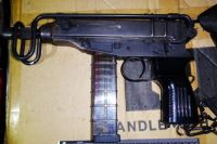 В Киеве у нарушителя ПДД нашли арсенал оружия
