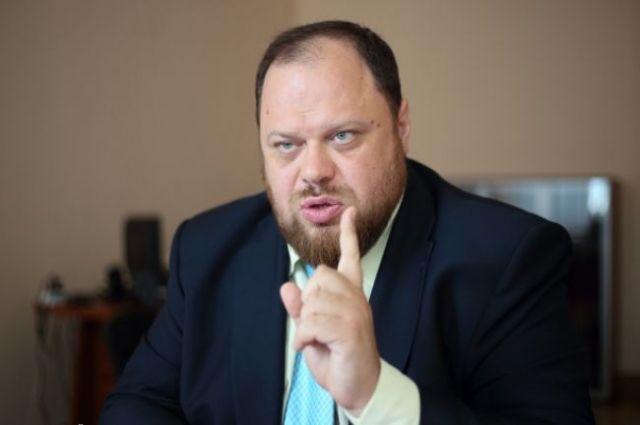 Стефанчук назвал приоритеты парламента на 2020 год: принятие ряда законопроектов и кодексов