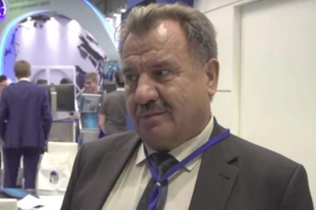 Генерал-майор Сергей Ягольников