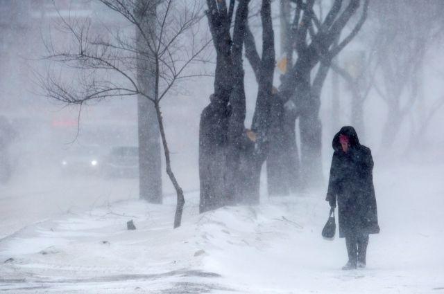 Синоптики: в Оренбургской области ожидается усиление ветра