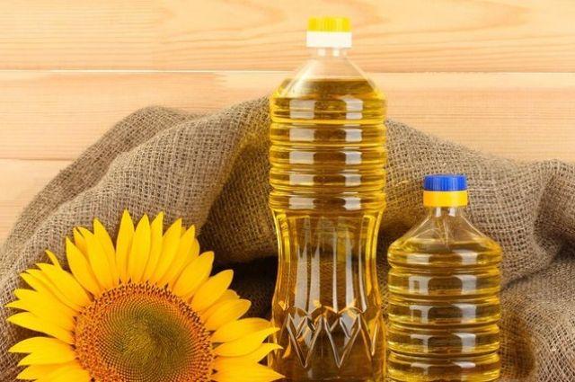 В Украина стала крупнейшим мировым экспортером подсолнечного масла