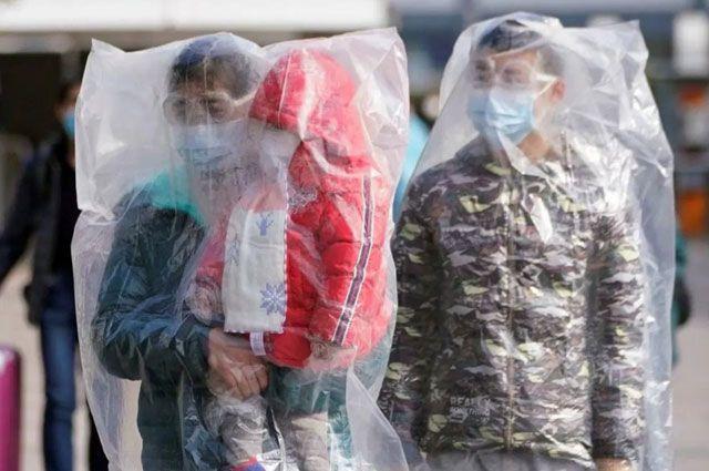 Сегодняшняя мода в Китае.