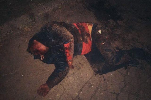 В Киеве возле кафе избили мужчину: подробности инцидента