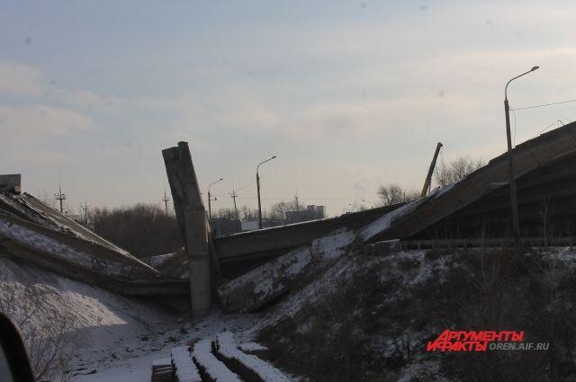 Прокуратура Оренбурга требует отремонтировать 13 мостов.