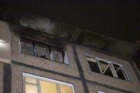 В столице горела квартира в многоквартирном доме: детали инцидента