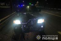 В Житомирской области произошло ДТП: пострадавший в реанимации