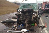 ДТП на трассе Киев-Чоп: столкнулись шесть автомобилей, есть пострадавшие