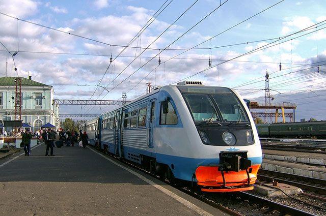 Из Ижевска в Нижнекамск начал ходить рельсовый автобус