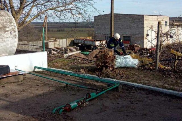 В Николаевской области непогода нанесла значительный ущерб: детали