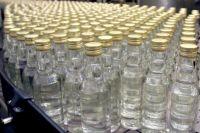 Во Львовской области состоялась публичная утилизация алкогольных напитков
