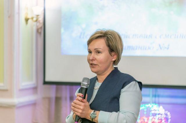 Анна Митянина была выдвинута губернатором Северной столицы Александром Бегловым.