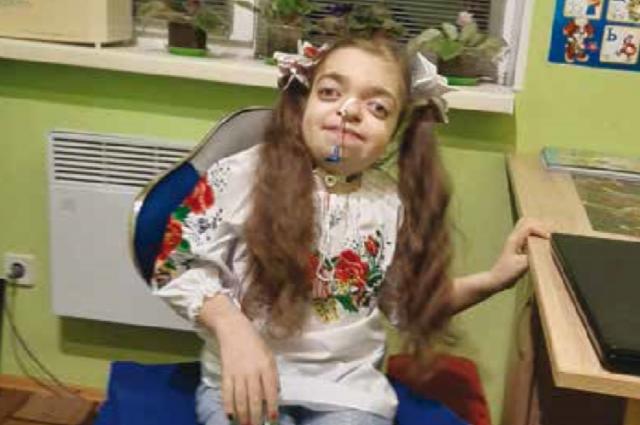 Алиса ждет чудес: девятилетняя девочка нуждается в нашей помощи
