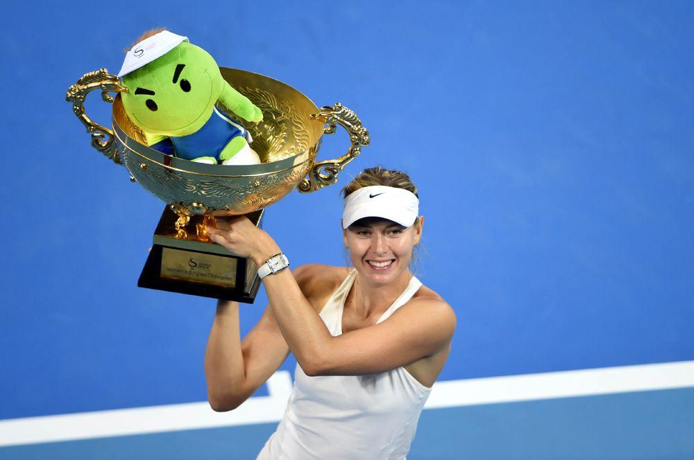 Открытый чемпионат Китая по теннису, 2014 год.