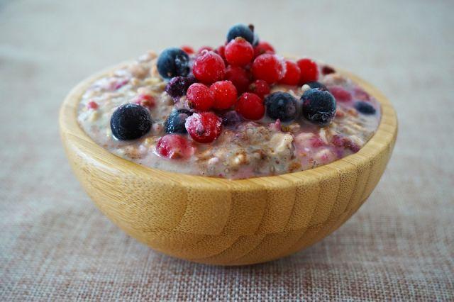 Завтрак должен зарядить организм на целый день.
