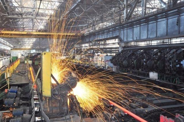 Промышленное производство в Украине упало в январе на 5%