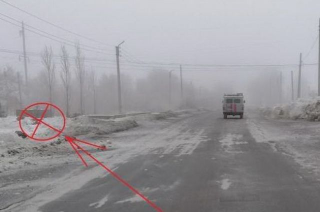 В Сорочинске в ДТП с перевернувшимся «ВАЗом» пострадал подросток.