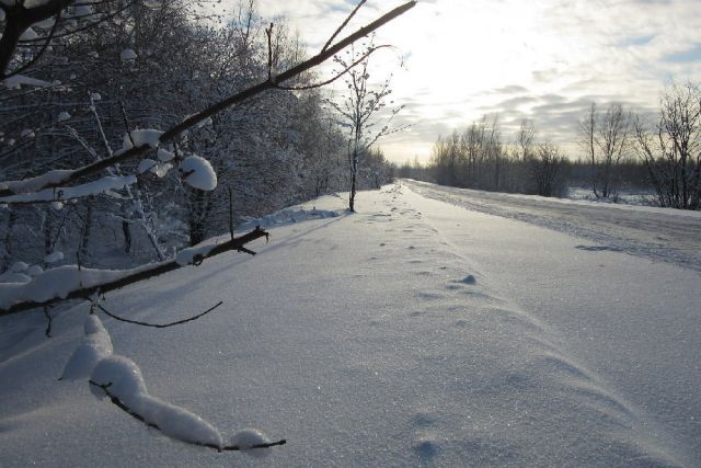 В Оренбуржье после метели открыли трассы.