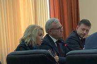 Проет по созданию экодворов обсудили во время визита главы Росприроднадзора.