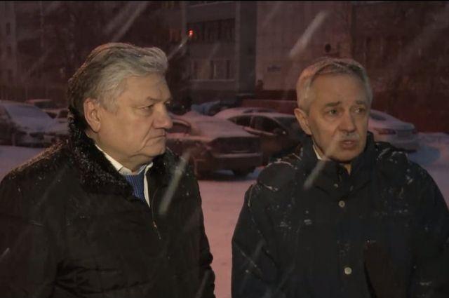 Общественник Андрей Романов выгнал из квартиры омбудсменов