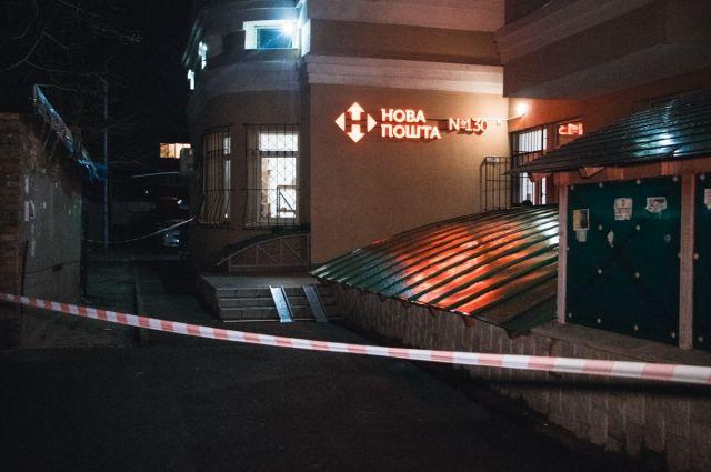 В столице произошло ограбление Новой почты: детали инцидента