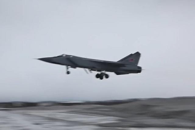 Авиаполк в Канске получит МиГ-31 с ракетами «Кинжал» до 2024 года photo