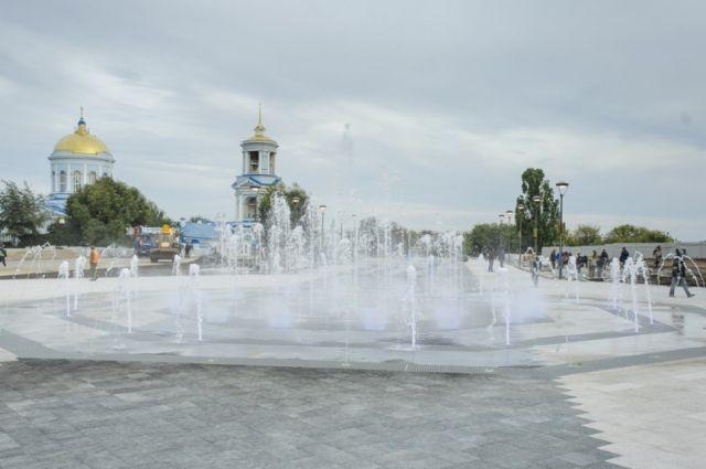 Советская площадь стала одним из самых знаковых объектов, которые реконструировали в Воронеже в 2019 году.