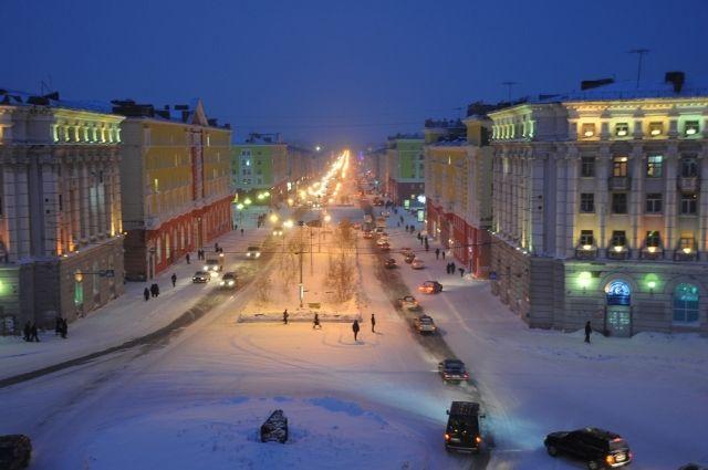 Норильск может стать пилотной площадкой реновации жилфонда за Полярным кругом.
