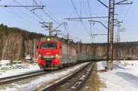 В Оренбурге пассажирский поезд сбил пенсионера