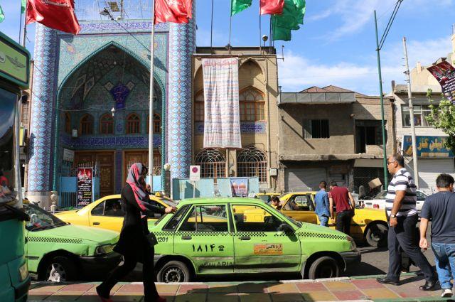 Россия приостановит полеты в Иран из-за коронавируса