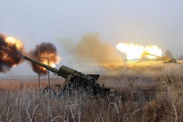 В Минобороны рассказали о потерях артиллерии за три года войны на Востоке