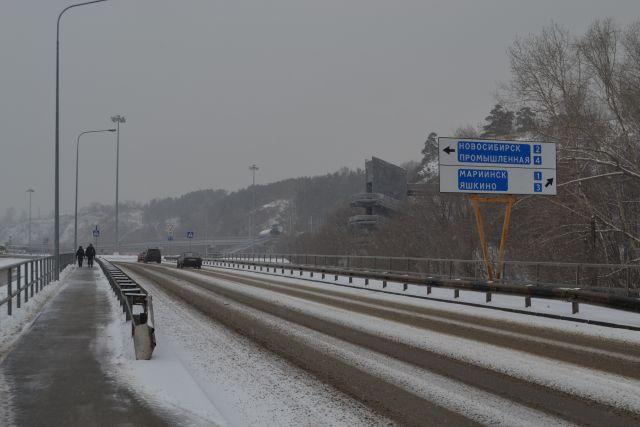 Предварительно, объезд Кемерова будет готов к 2023-2024 гг.