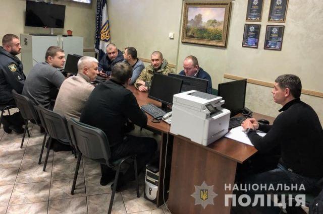 В Ивано-Франковске мужчина организовал собственное похищение