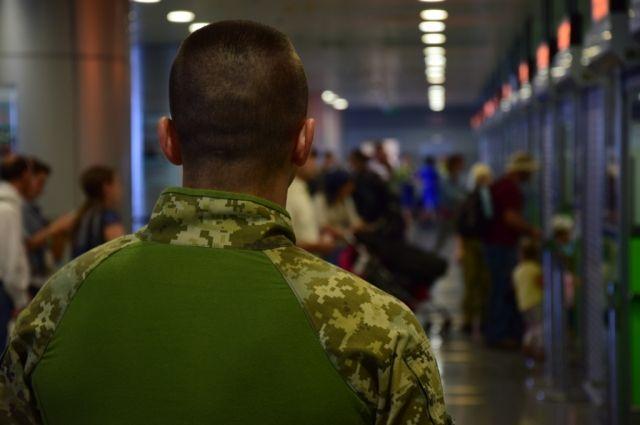 Депортированные из Швеции грузины дебоширили в «Борисполе»