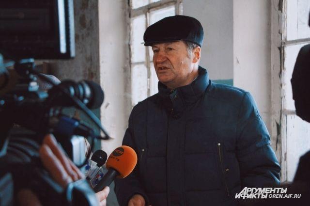 Владимир Фролов остался недовльным работой полиции Оренбурга