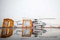 В Украине появился санитарный вертолет для транспортировки инфицированных коронавирусом