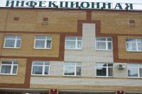В инфекционной больнице живут 8 россиян.