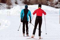 В Заельцовском районе Новосибирска начато строительство новой лыжной базы.